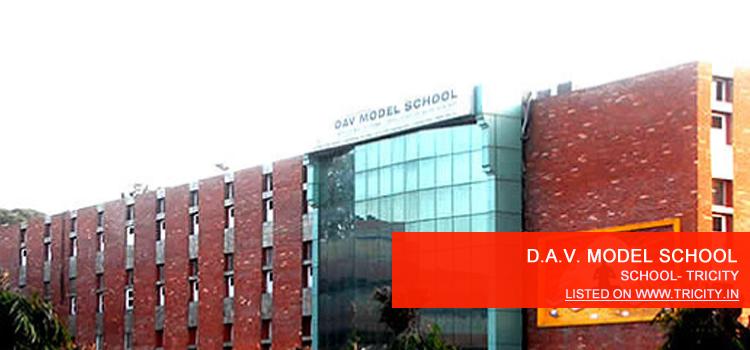 D.A.V. MODEL SCHOOL
