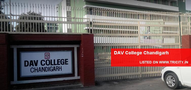 DAV College Chandigarh