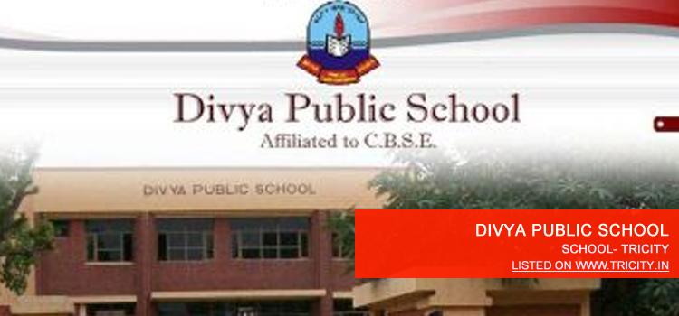 DIVYA PUBLIC SCHOOL
