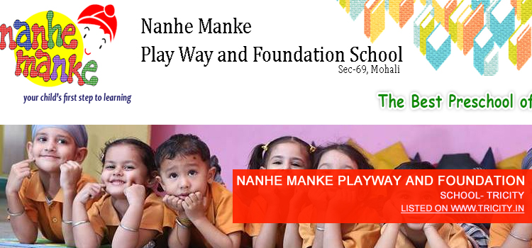 NANHE MANKE PLAYWAY AND FOUNDATION SCHOOL
