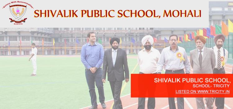 SHIVALIK PUBLIC SCHOOL,