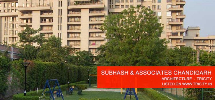 Subhash & Associates Chandigarh Subhash & Associates Chandigarh