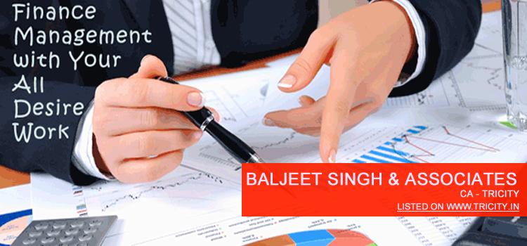 Baljeet Singh & Associates Chandigarh