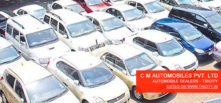 C M Automobiles Pvt. Ltd. Mohali