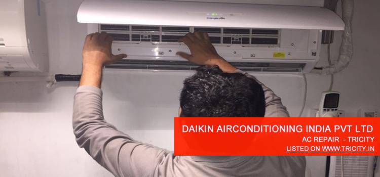 Daikin Airconditioning India Pvt Ltd Chandigarh