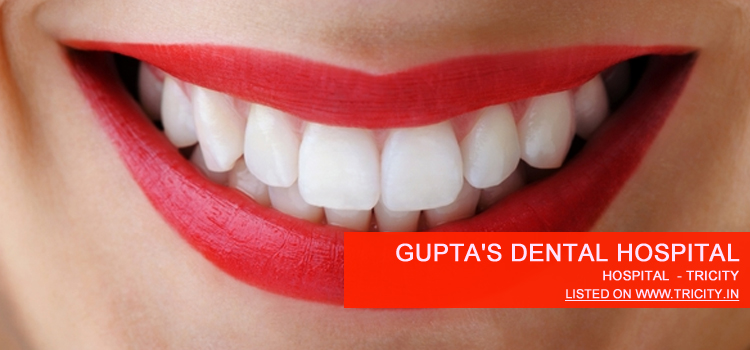 GuptaDental Hospital panchkula