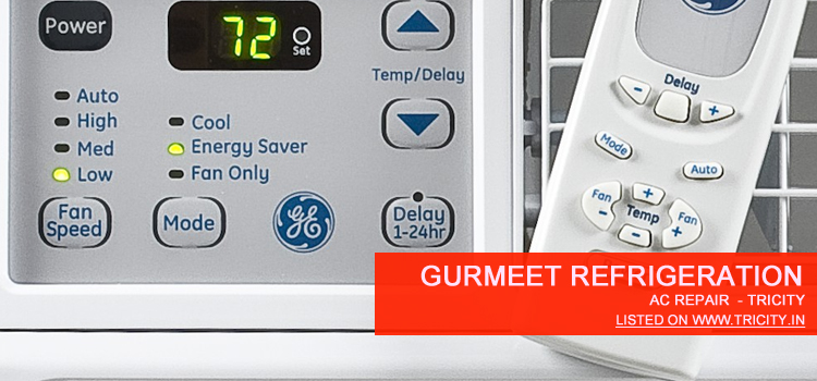 Gurmeet Refrigeration Chandigarh