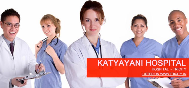 Katyayani Hospital panchkula