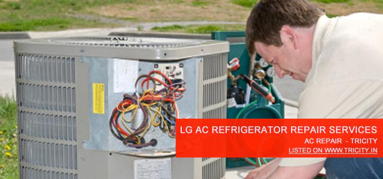 lg ac refrigrators