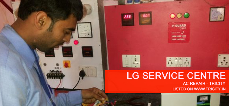 Lg Service Centre Chandigarh Tricity