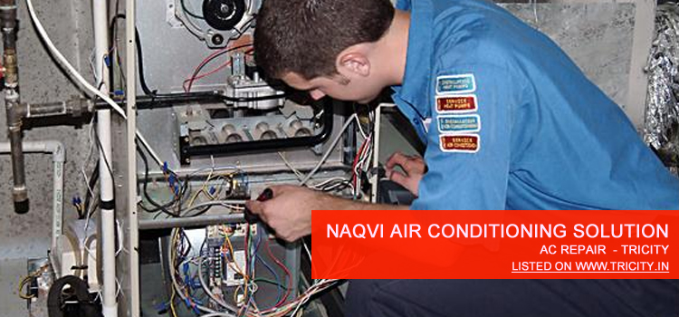 Naqvi Air Conditioning Solution Chandigarh