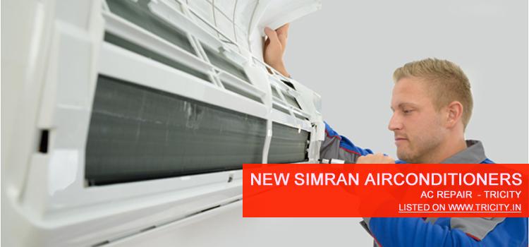 New Simran Airconditioners Chandigarh
