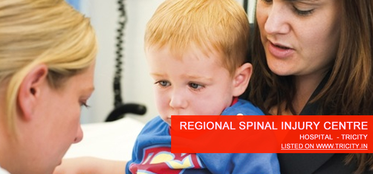 Regional Spinal Injury Centre mohali
