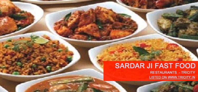 Sardar Ji Fast Food