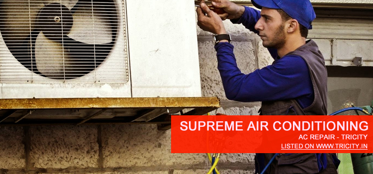 Supreme Air Conditioning