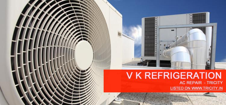 V K Refrigeration Chandigarh
