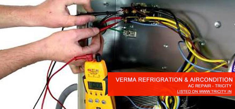 Verma Refrigration & Aircondition