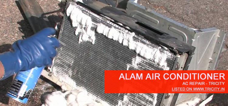 Alam Air Conditioner Mohali