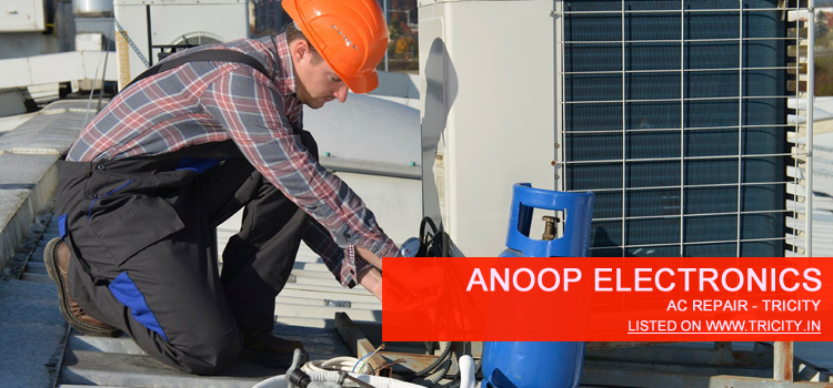 Anoop Electronics Mohali