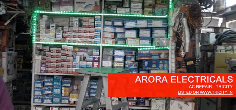 Arora Electricals Mohali