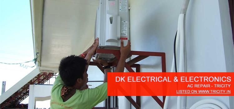DK Electrical & Electronics Mohali