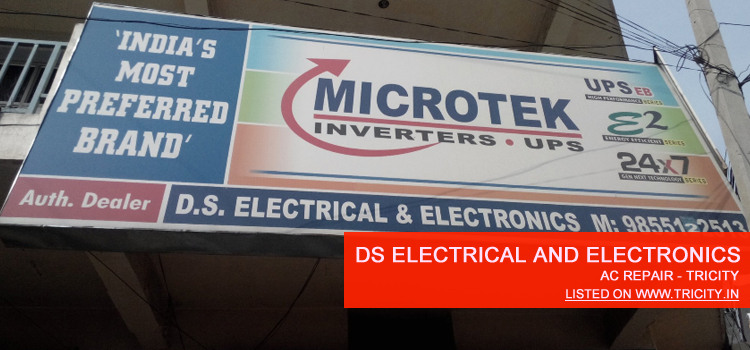 DS Electrical and Electronics Mohali