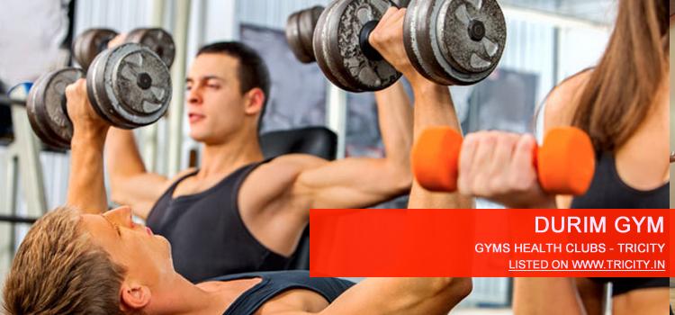 Durim Gym panchkula