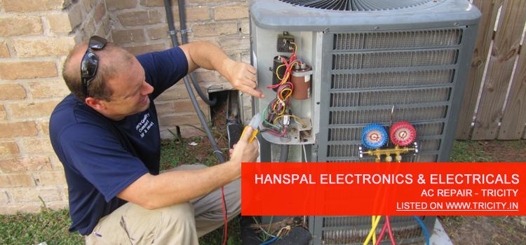 Hanspal Electronics & Electricals