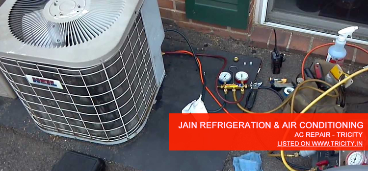 Jain Refrigeration and Air Conditioning