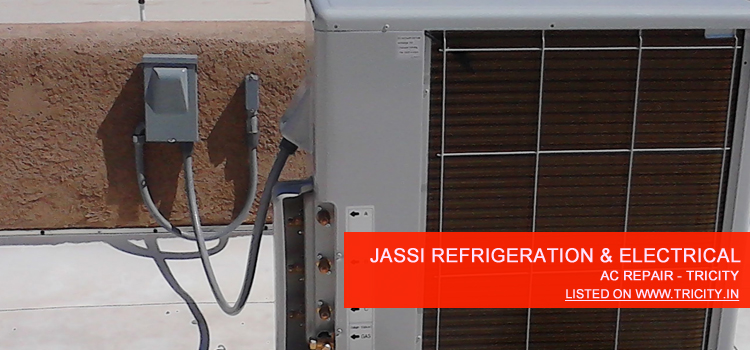Jassi Refrigeration and Electrical