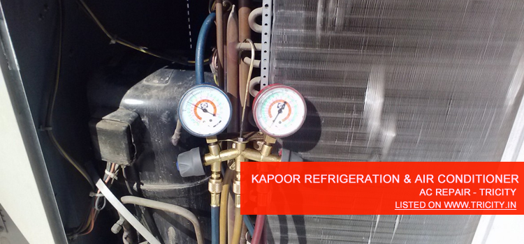 Kapoor Refrigeration & Air Conditioners