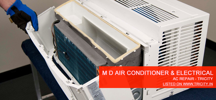 M D Air Conditioner & Electrical