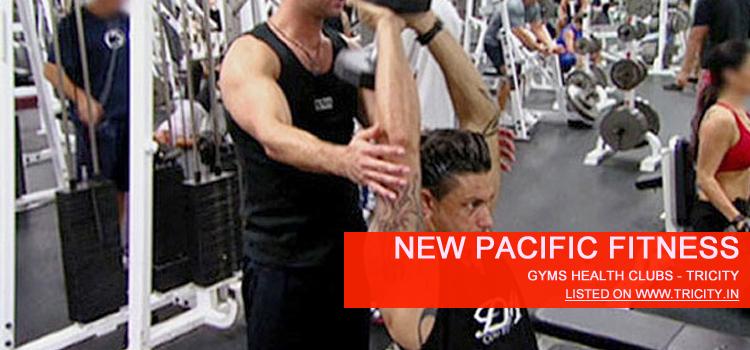 New Pacific Fitness panchkula