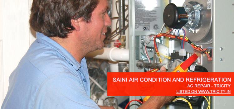 Saini Air Condition and Refrigeration