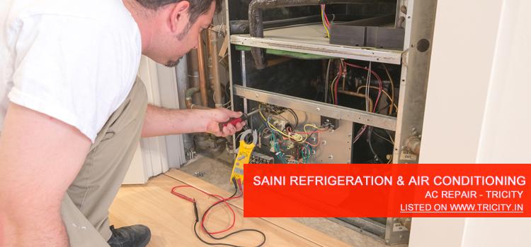Saini Refrigeration & Air Conditioning