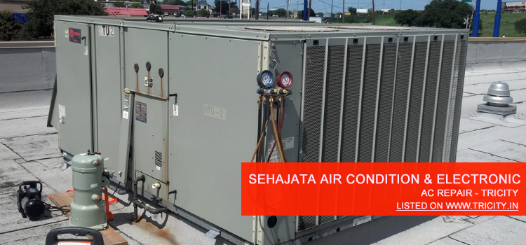 Sehajata Air Conditioning & Electronic Engg.