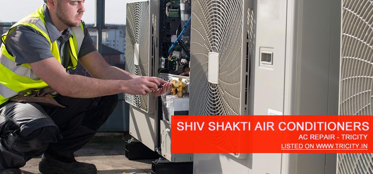 Shiv Shakti Air Conditioners Chandigarh
