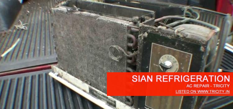 Sian Refrigeration Mohali
