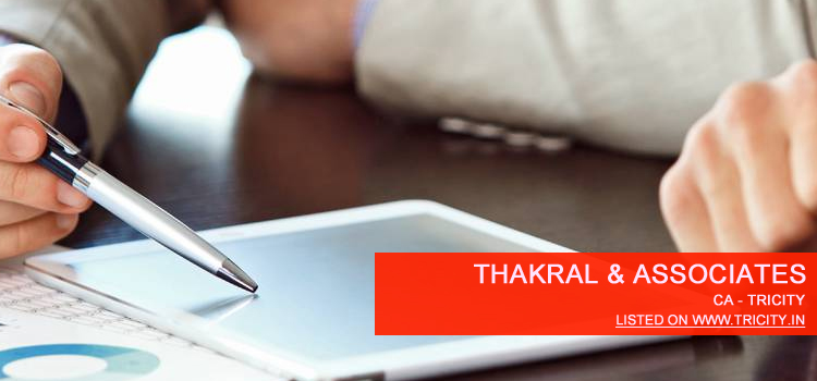 Thakral & Associates Chartered Accountants Panchkula