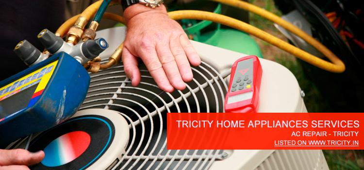 Tricity Home Appliances Services