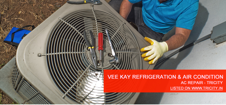 Vee Kay Refrigeration & Air Condition Mohali