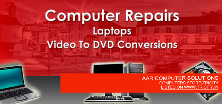 AAR COMPUTER SOLUTIONS