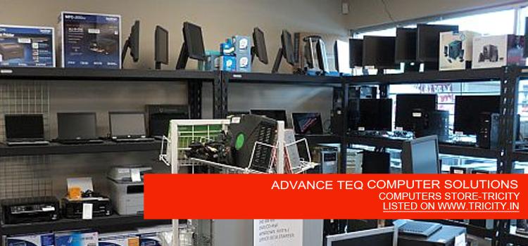 ADVANCE TEQ COMPUTER SOLUTIONS