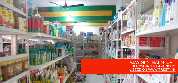 AJAY GENERAL STORE