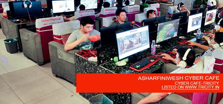 ASHARFINIWESH CYBER CAFE