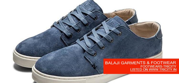 BALAJI GARMENTS & FOOTWEAR