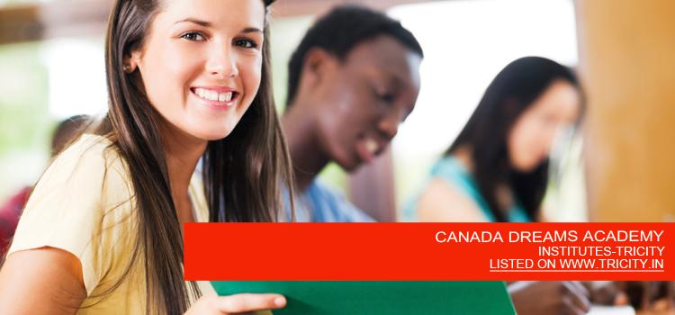 CANADA DREAMS ACADEMY