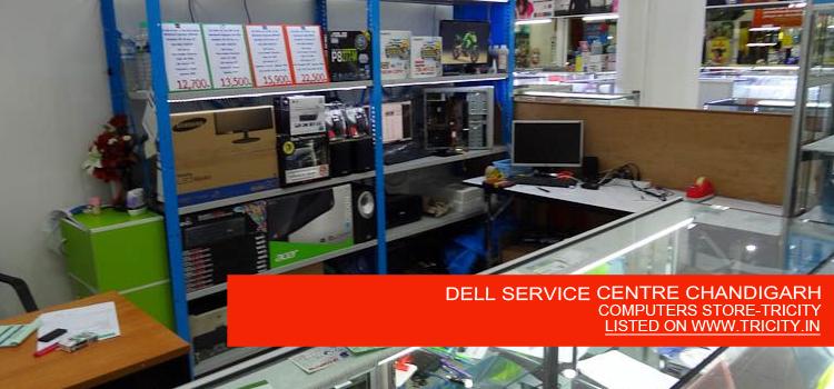 DELL SERVICE CENTRE CHANDIGARH