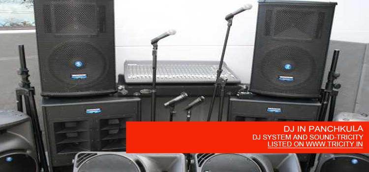 DJ IN PANCHKULA