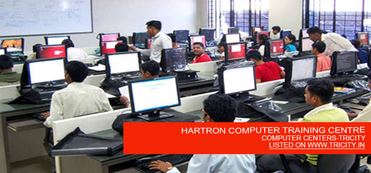 HARTRON COMPUTER TRAINING CENTRE